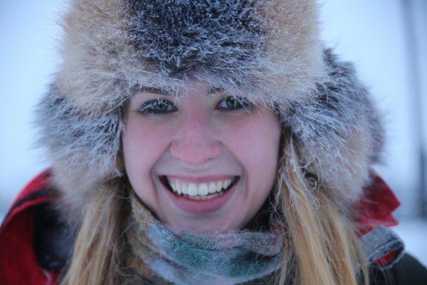 Покраснение лица на морозе