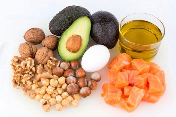 Продукты, которые содержат полезные жиры