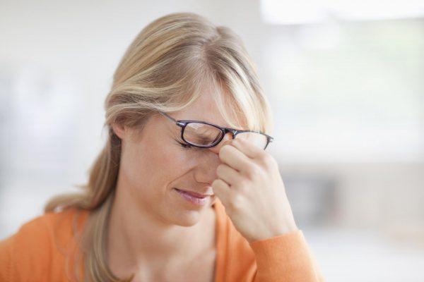 Проблемы со зрением, усталостью глаз
