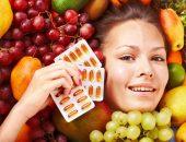 Витамины против седины