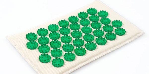 Аппликатор Кузнецова с зелёными шипами