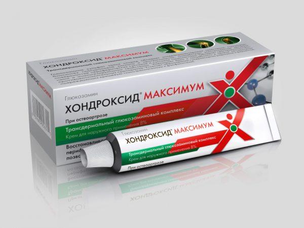 Хондроксид в упаковке