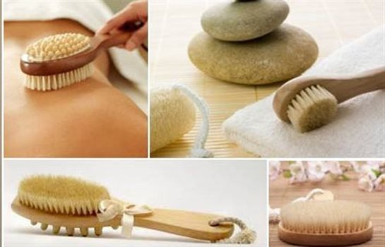 Щётки для массажа