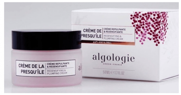 Укрепляющий крем с эффектом филлера Algologie
