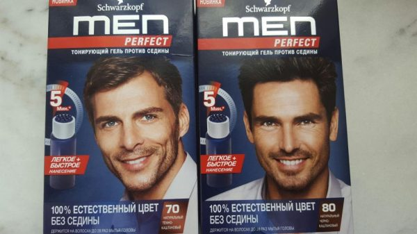 Гель Schwarzkopf Professional Men Perfect