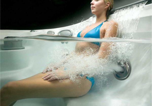 Гидромассаж в салоне