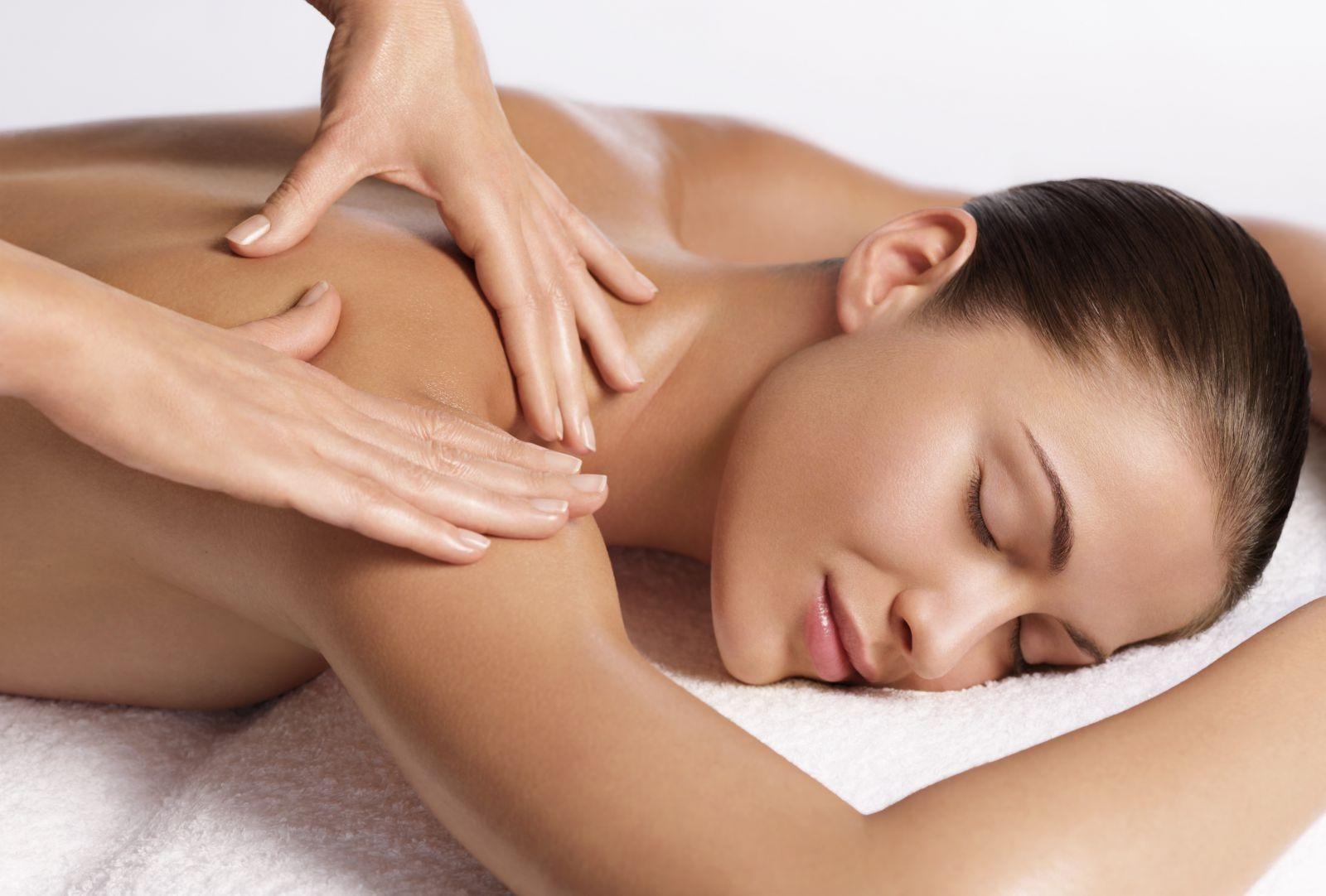 массаж лимфоузлов