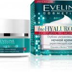 Увлажняющий крем для лица Eveline bio Hyaluron 4D