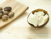 Масло ши и орехи
