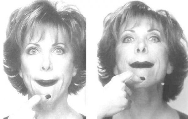 Упражнение на укрепление челюсти