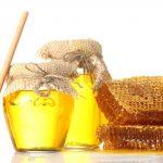 Мёд в сотах и банках