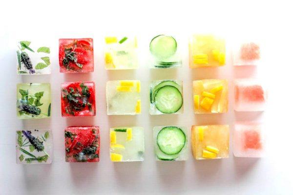 Ледяные кубики