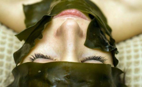 маски из водорослей