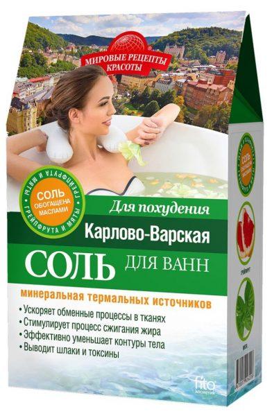 Соль для похудения