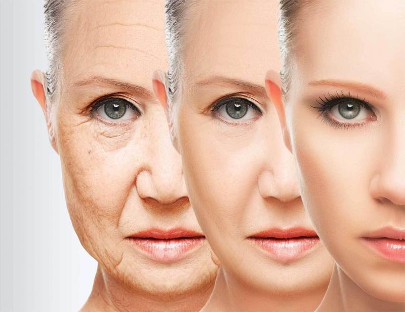 Омоложение кожи лица: как вернуть былую красоту