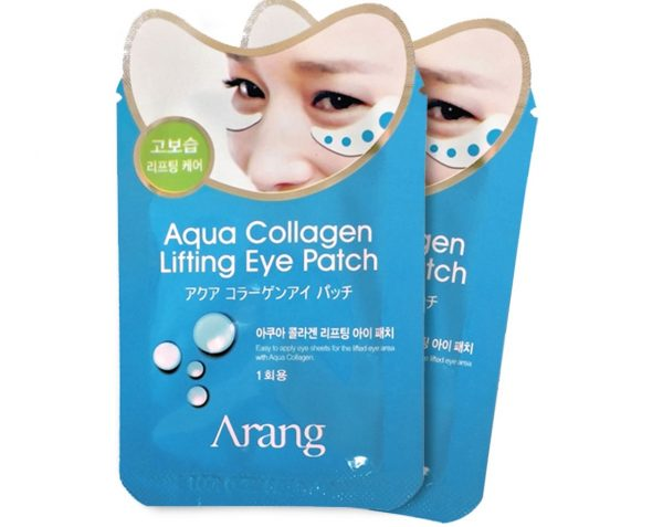 Патчи Aqua Collagen Lifting Eye Patch