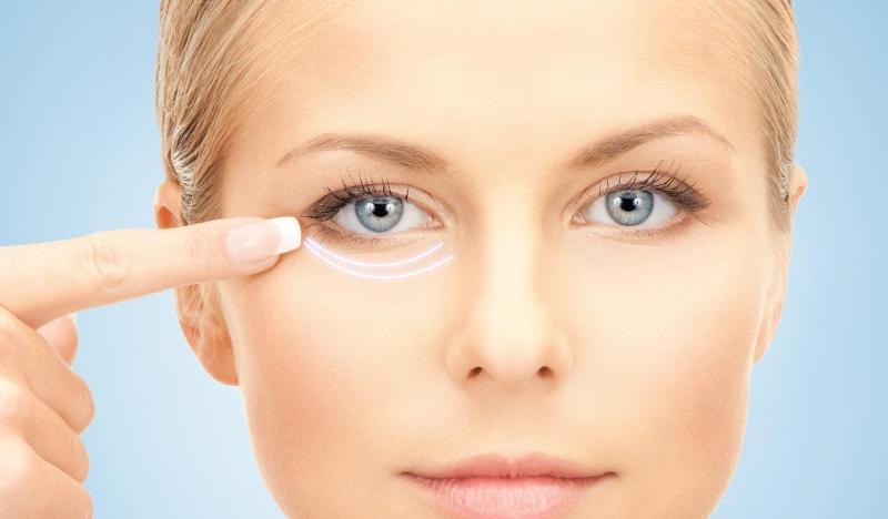 Подтягивающие маски от морщин вокруг глаз и век: готовые и домашние