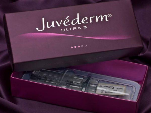 Филлер для увеличения гую Juvederm Ultra 3