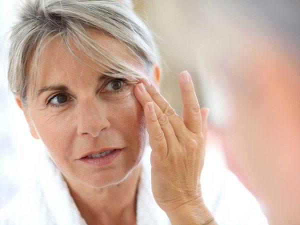 Уход за возрастной кожей лица