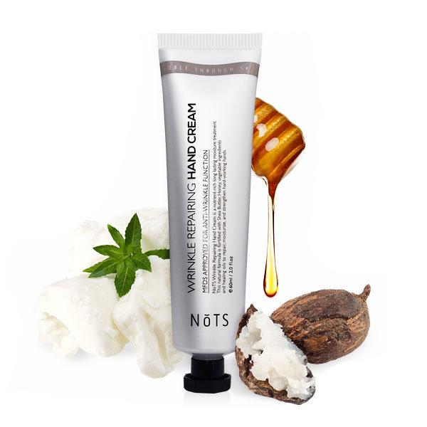 Nots Wrinkle Repairing Hand Cream Восстанавливающий антивозрастной крем для рук