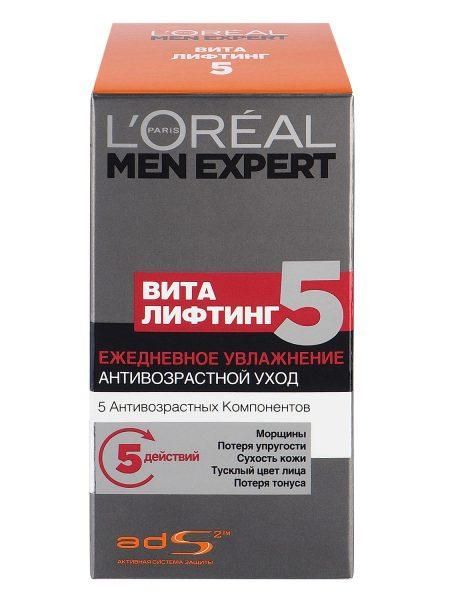 L,Oreal Men Expert Вита Лифтинг Антивозрастной уход