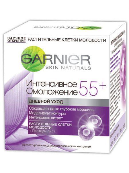 Garnier Крем для лица «Интенсивное омоложение 55+»
