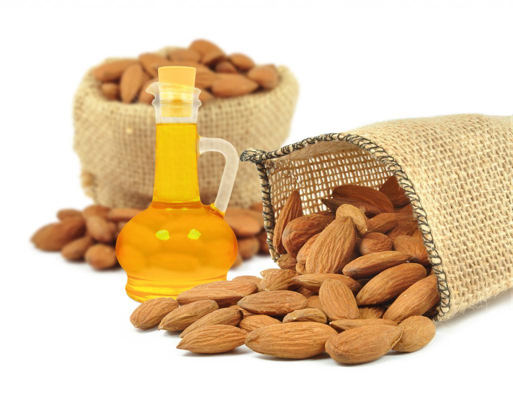 Миндальное масло для лица: рецепты против морщин и отзывы